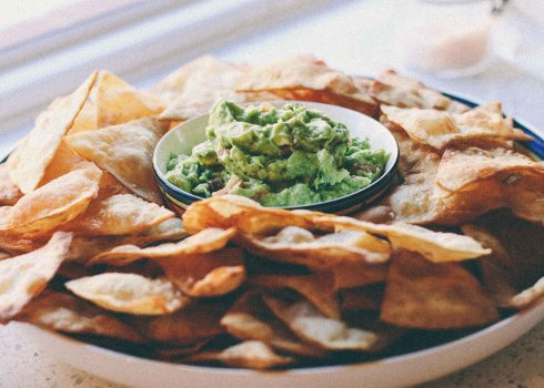 Mexican Party Nachos