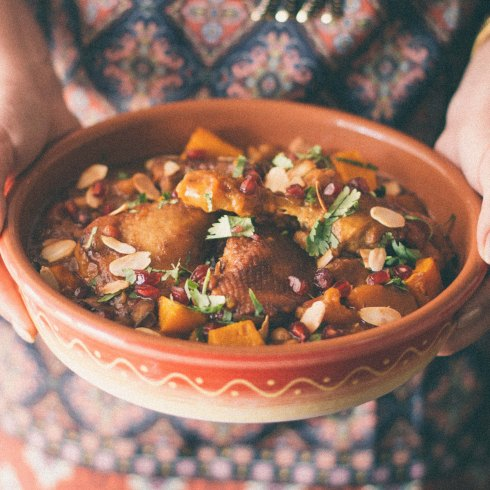 Get forked 4 - Duck Tagine